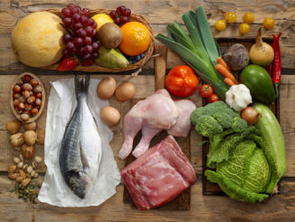 Food and Exercise to Cut the Risk of Cancer