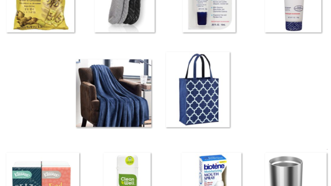 The Under $75 Comfort Kit for Cancer Patients