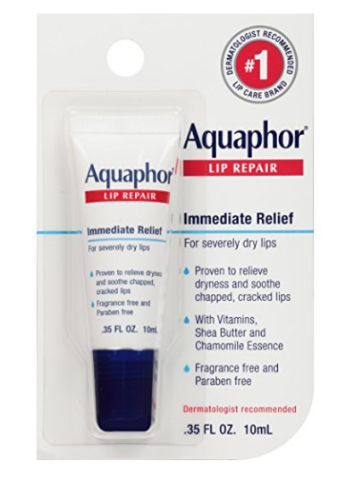 Aquaphor Lip Repair DIY Comfort Kit for Cancer Patients