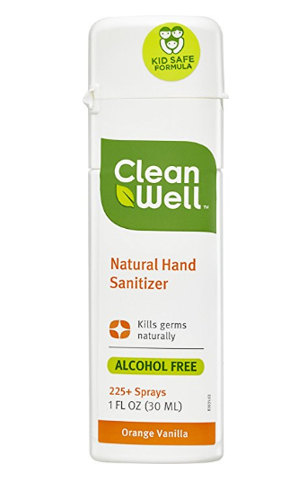 cleanwell-hand-sanitizer DIY Comfort Kit for Cancer Patients